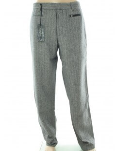 Guess by Marciano - pantalone confort grigio