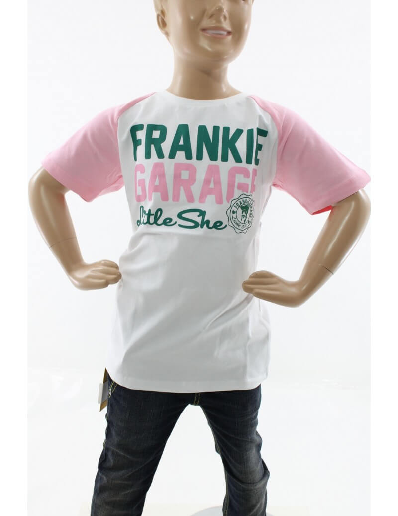 T-shirt Frankie Garage
