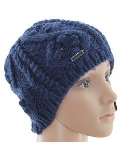 Cappello blu Refrigue