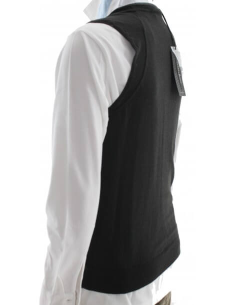 Guess by Marciano gilet uomo nero