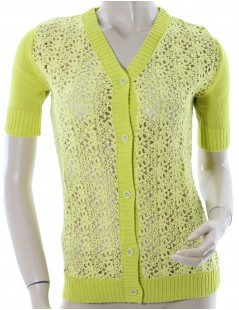 G-Sel - Cardigan donne giallo
