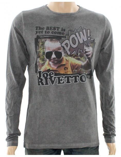 T-shirt Joe Rivetto