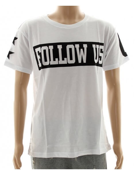 T-shirt Follow-Us