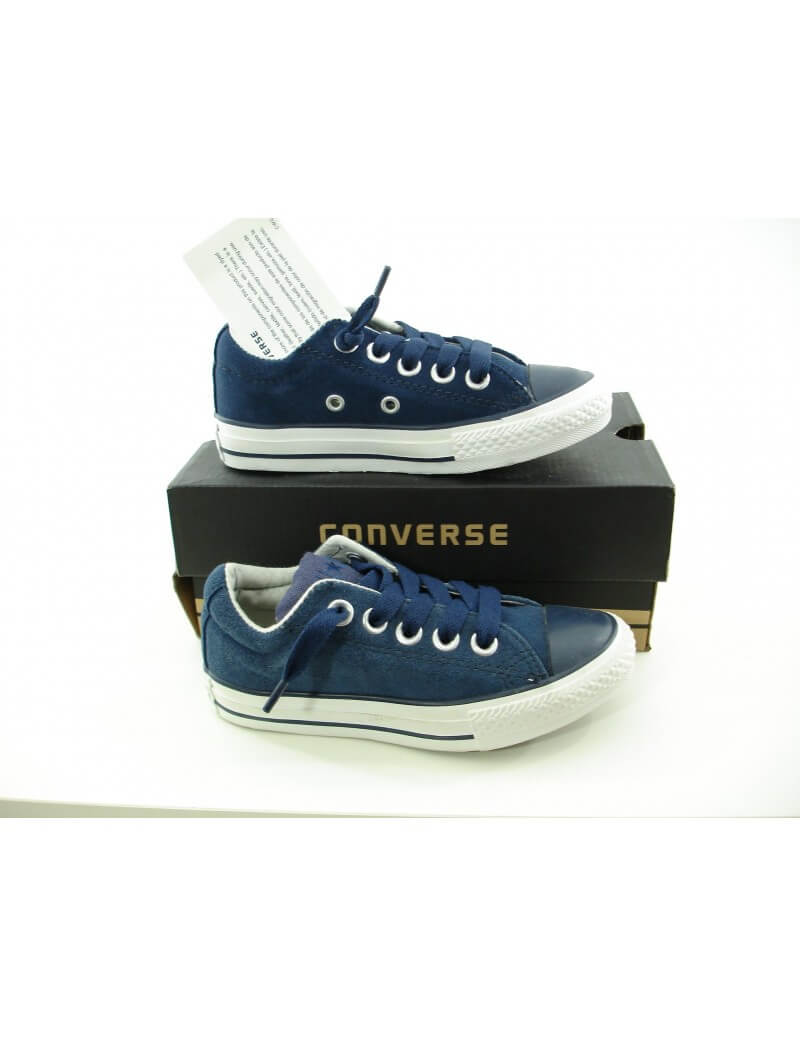 hot sales 8db70 45be0 Scarpe bambino blu Converse All Star