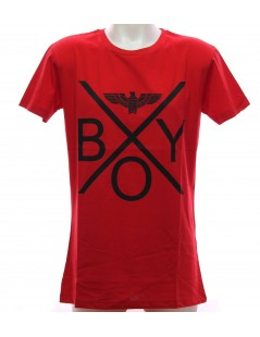 Maglietta uomo Boy London T-shirt Rossa