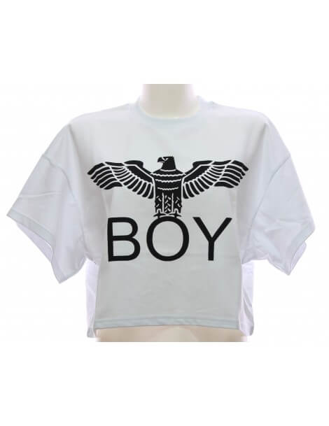 Felpa corta Boy London
