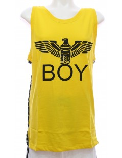 Canotta Boy London - Gialla