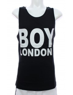Canotta Boy London Nera