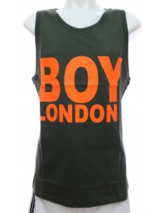 Boy London - Canotta Verde Militare