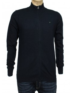 Fifty Four cardigan zip antracite