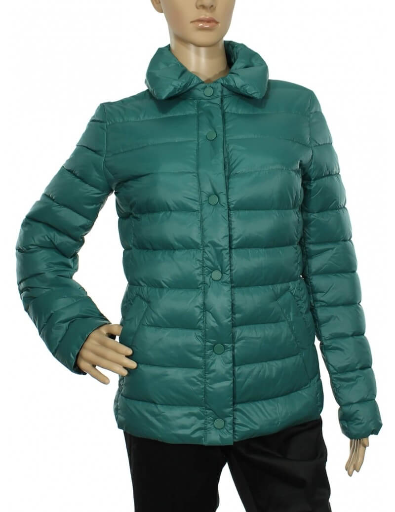 outlet store 48d98 3ad85 Bosideng - Piumino donna verde