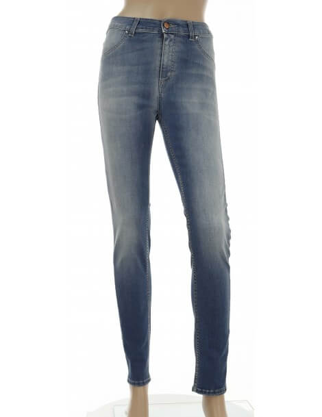 Jeans stretto Fifty Four vita alta