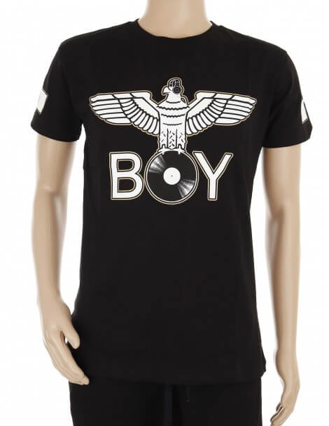 Maglietta Boy London stampa