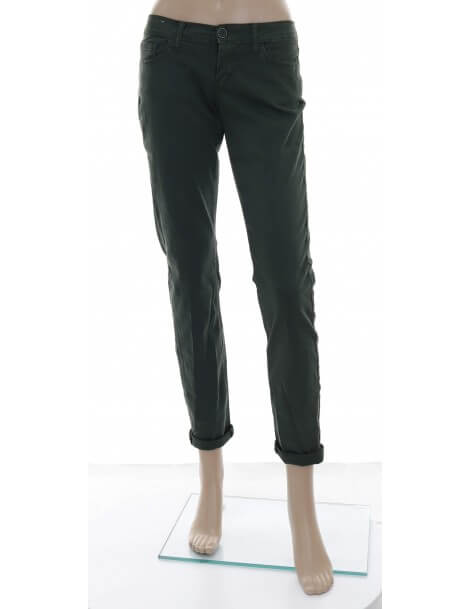 Beverly Hills Polo Club Pantalone donna verde