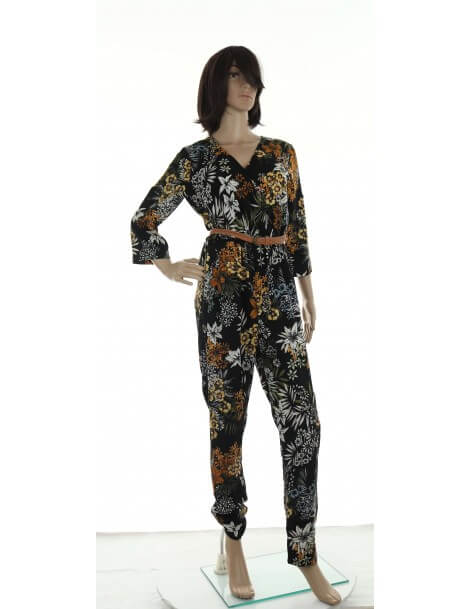 Tutine jumpsuit Molly Bracken fiori
