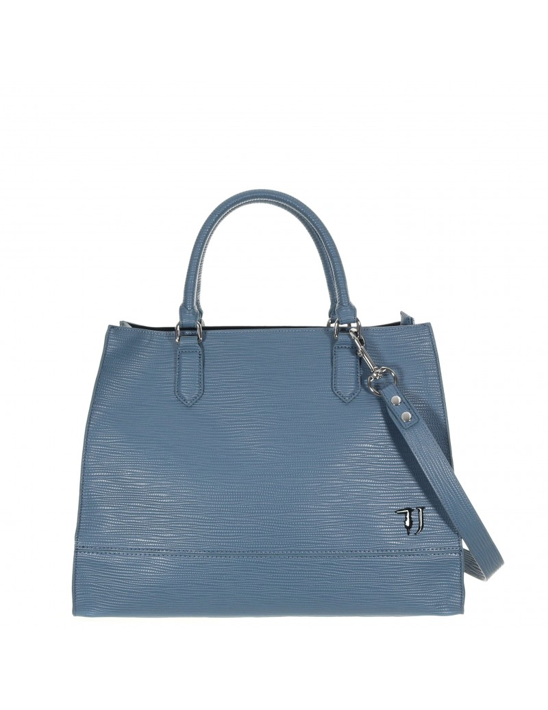 Trussardi jeans Easy City Tote avion