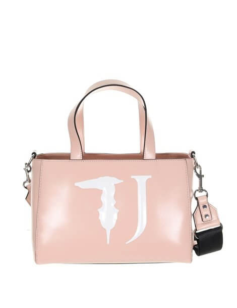 Trussardi jeans Easy Tote Md logo