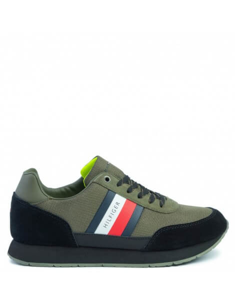 Sneakers mix flag runner...