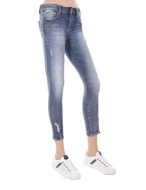 Jeans cropped Betty...