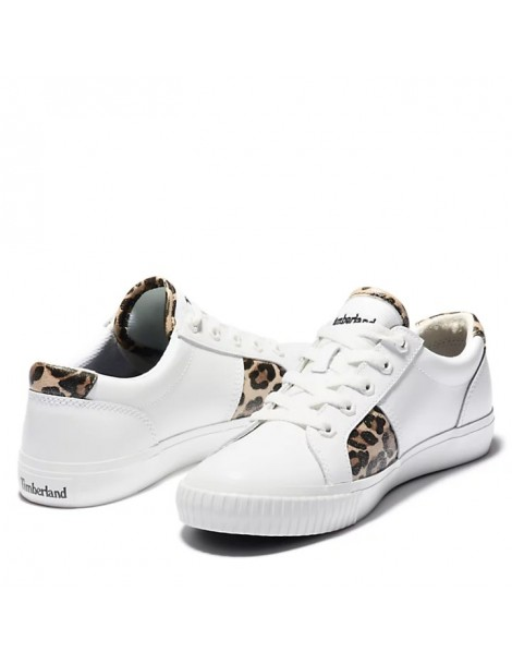 Sneakers donna bianche Skyla Bay