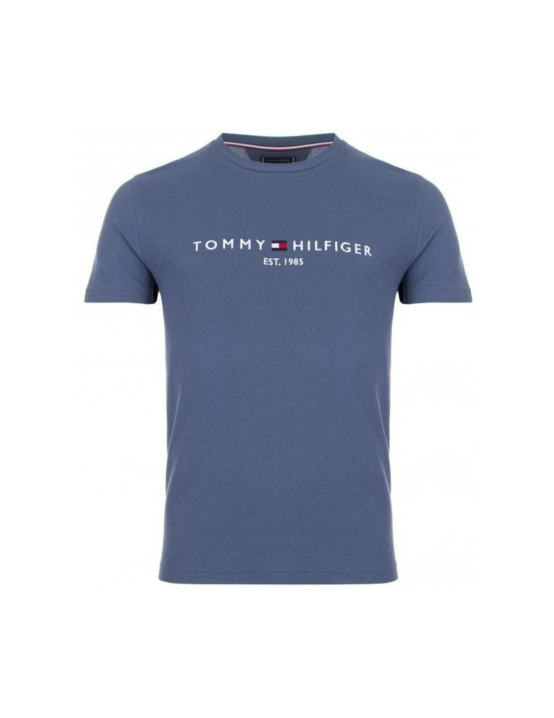 T-shirt indaco Tommy Hilfiger